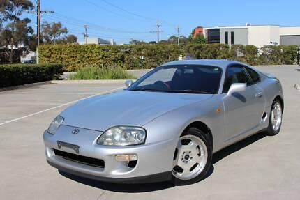 Toyota Supra 1995 Non Turbo Auto  3 Year Warranty Mordialloc Kingston Area Preview