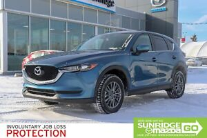 2018 Mazda CX-5 GS Comfort Package