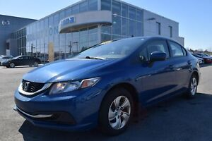 2014 Honda Civic LX/ CRUISE/BLUETOOTH