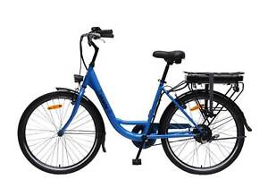 Electric Bike, City Cruiser