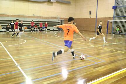 Futsal - Men's League in Box Hill (Teams Wanted) Box Hill Whitehorse Area Preview