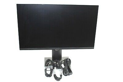 """Dell P Series 24"""" LED Backlit Monitor P2419H w/ HDMI & DisplayPort cable Grade A"""