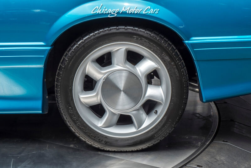 Image 24 Coche Americano usado Ford Mustang 1993