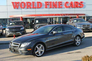 2013 Mercedes Benz CLS-Class | CLS550 | Accident-Free