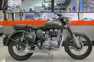2017 Royal Enfield Classic 500 Battle Green Osborne Park Stirling Area Preview