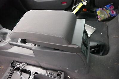 Mittelarmlehne Armlehnen Staufach Textilbezug Passgenau für VW Caddy 2K Touran