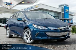 2019 Chevrolet Volt LT | HYBRID | LEATHER | BOSE | HEATED STE...
