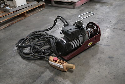Northern Industrial 1 Ton Electric Rope Hoist