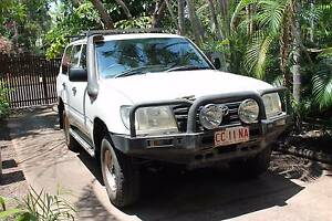 2004 Toyota LandCruiser Wagon Tiwi Darwin City Preview