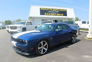 2011 Dodge Challenger SRT 8