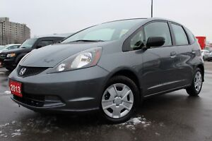 """2013 Honda Fit DX-A """"An exceedingly practical choice, with dr..."""