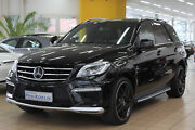 Mercedes-Benz ML 63AMG PERFORM*TOT*SPUR*DiSTR*PANOR*ENTERTAiNM