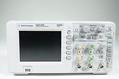 Keysight Used Dso1152b Oscilloscope 2-channel 150 Mhz16k Memory Agilent