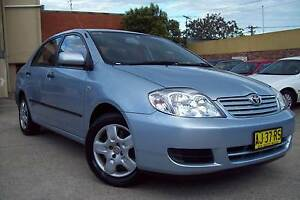 2006 TOYOTA COROLLA ASCENT 1.8 LTR 5 SPEED LOG BOOKS ONE OWNER VE Windsor Hawkesbury Area Preview
