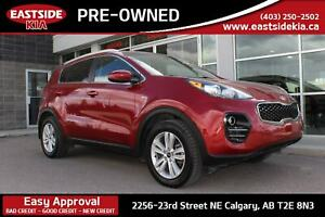 2017 Kia Sportage LX AWD BACK UP CAMERA HEATED SEATS BLUETOOTH L