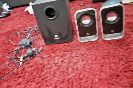 Great Sound!  Logitech Computer Speakers