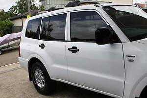2006 Mitsubishi Pajero Wagon Five Dock Canada Bay Area Preview