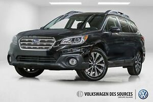 2016 Subaru Outback 2.5i Limited + CUIR + TOIT OUVRANT + CAMERA