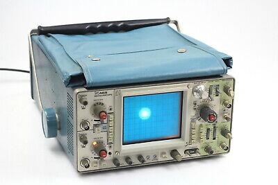Tektronix 465 100 Mhz Oscilloscope 10