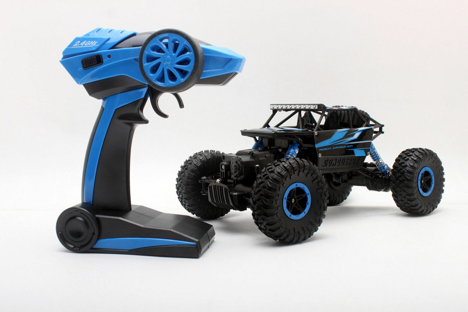 Купить Cheerwing - HB-P1801 2.4GHz 4WD 1/18 Scale 4x4 Rock Crawler Off-road Vehicle RC Car Truck