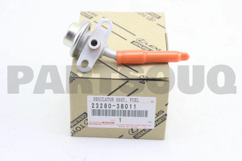 2328038011 Genuine Toyota Regulator Assy, Fuel Pressure 23280-38011