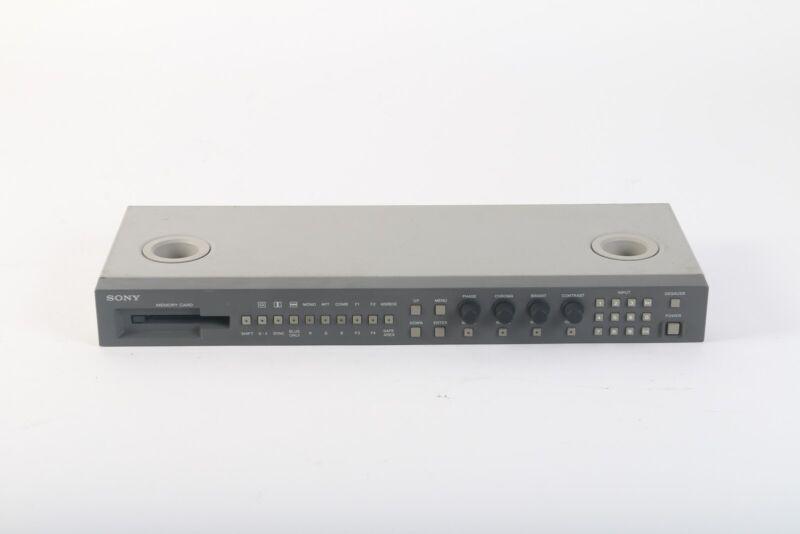 Sony BKM-10R Monitor Control Unit
