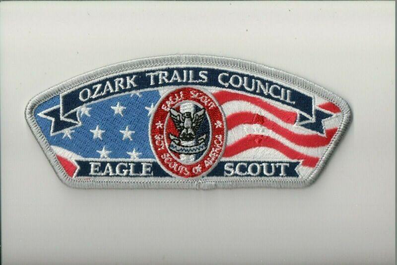 Ozark Trails Council SA-40 Eagle Scout CSP