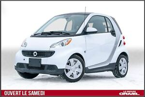 2015 Smart Fortwo GPS CUIR 3171 KM