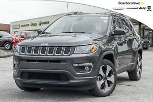 2017 Jeep All-New Compass North+HTD-SEAT+REMOTE-START