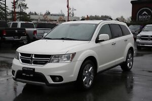 2013 Dodge Journey R/T - ALLOY WHEELS, LEATHER, PUSH START, SUNR