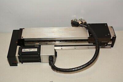 Lintech Position System Precision Slide 104412-cp1 Aerotech Bms100 Motor 3