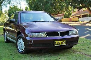 1996 Mitsubishi Magna Executive TH Auto Carlisle Victoria Park Area Preview