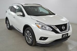 2017 Nissan Murano SV 4WD GPS*Toit Panoramique*Camera Recul
