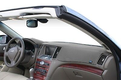 Acura ILX 2013-2019 Dashtex Dash Board Cover Mat Grey
