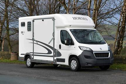 Horse Truck/Van Hire  Self Drive (Expressions Of Interest Only)