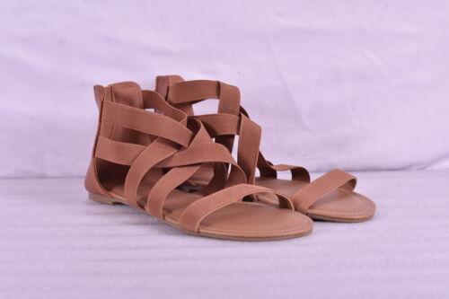 Women's Wild Diva Lounge Tanaya Strappy Gladiator Sandals, W