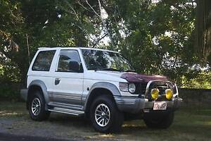 1991 Mitsubishi Pajero Coupe Cairns North Cairns City Preview