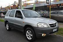 2005 MAZDA TRIBUTE LIMITED SPORT 4X4 AUTOMATIC DRIVEAWAY ONLY Coburg Moreland Area Preview