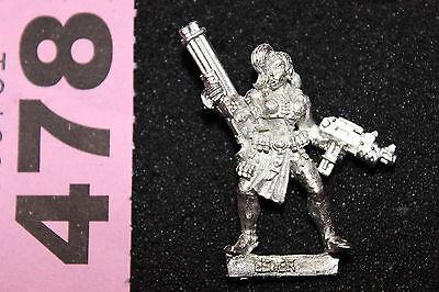 Games Workshop Necromunda Escher Ganger with Shotgun Warhammer 40k WH40K Mint A1