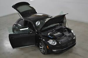 2012 Volkswagen Beetle Coupe 2.0T Turbo GPS*Cuir*Toit Pano*Fende