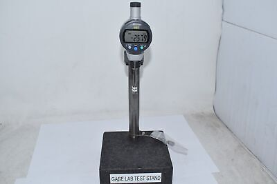 Mitutoyo 543-472b Absolute Lcd Digimatic Indicator Granite Comparator Stand