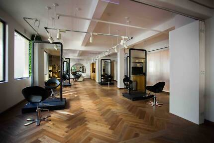 RENT A CHAIR HAIRDRESSING - MELBOURNE CBD