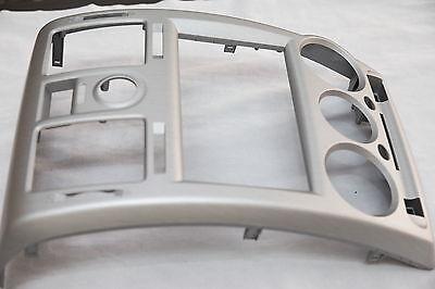 Panel Assembly Center Facia Frame Cover Genuine For Hyundai Getz Click 2006 2011