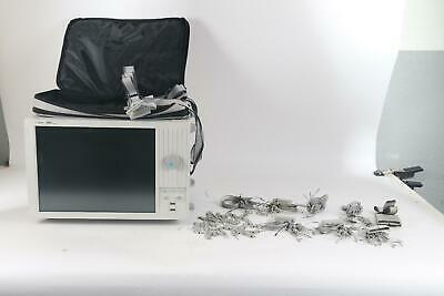 Agilent 16802a 68-channel Portable Logic Analyzer W Options 101 102 111