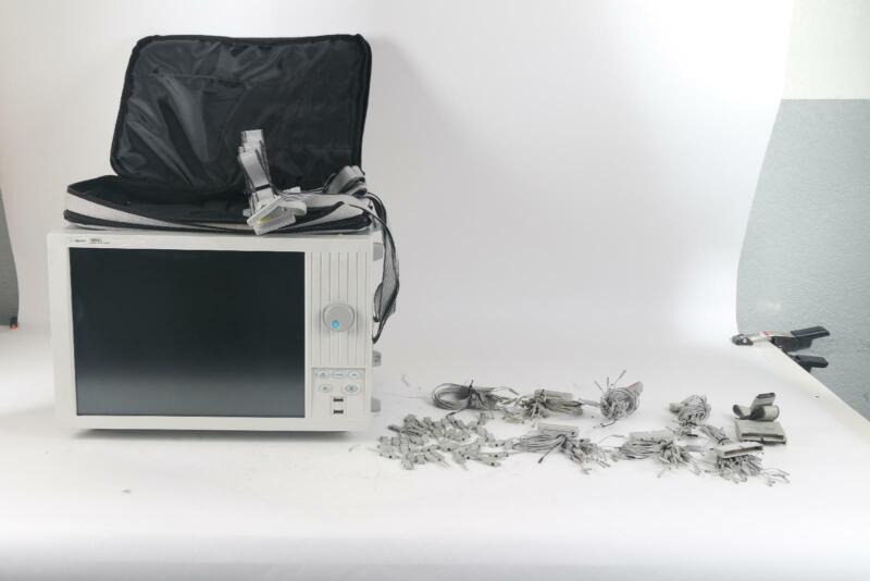 Agilent 16802A 68-Channel Portable Logic Analyzer W/ Options 101, 102, 111