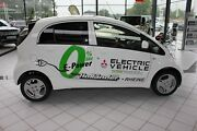 Mitsubishi Electric Vehicle (i-MiEV)