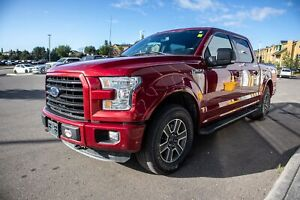 2016 Ford F-150 XLT 5.0L, Navigation, Power Drivers Seat, Tra...