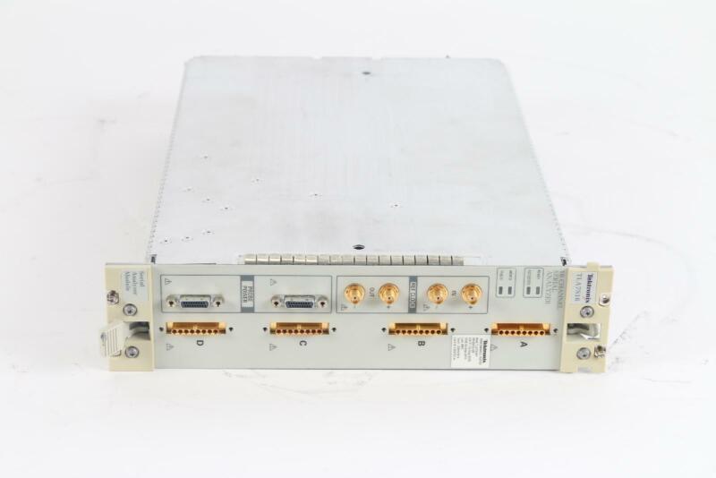 Tektronix TLA7S16P Serial Analyzer Module