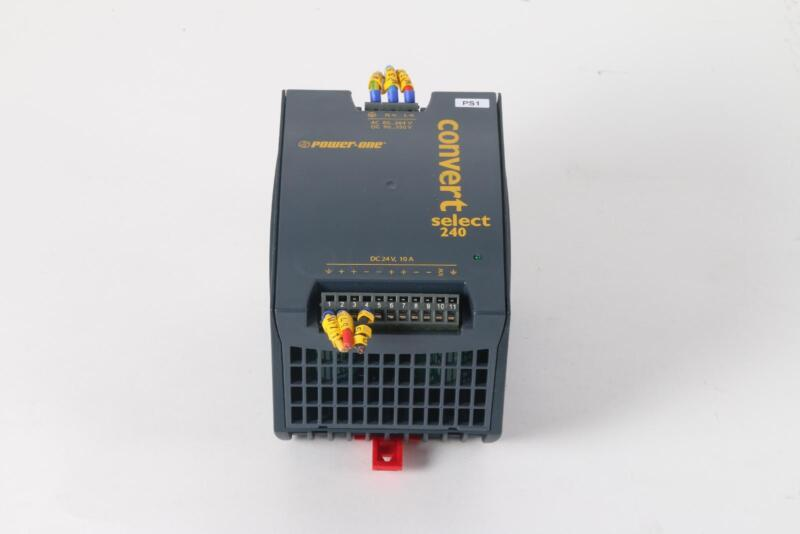 Power-One LWN 1601-6 AC-DC/DC-DC Converter