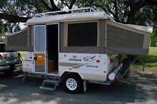 2005 Jayco Dove Outback Wind up campervan Renmark Renmark Paringa Preview